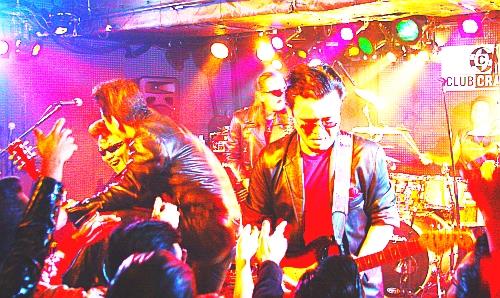 BBWBP 5/30 渋谷クロール