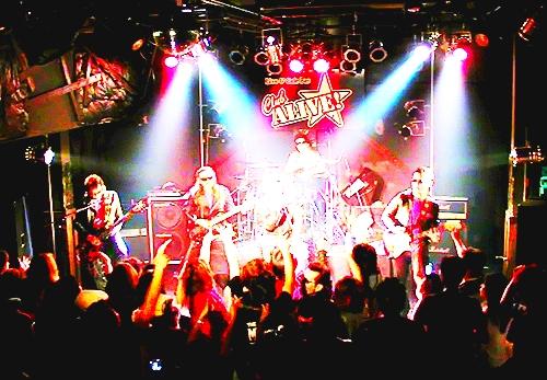 BBWBP ALIVE TOUR in 大阪